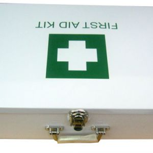Factory First Aid Metal Box Reg 3 & Reg 7