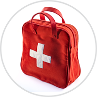 Quantumed First Aid Kits